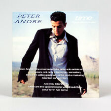 Peter Andre - Time - music cd ep