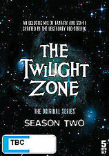 THE TWILIGHT ZONE - COMPLETE TV SERIES SEASON 2 TWO DVD BRAND NEW