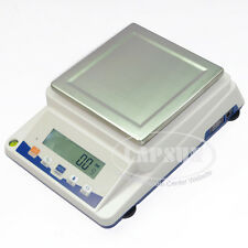 5KG 5000g x 0.1g Electronic Digital Kitchen Scale Weighing Balancer 50001BF LB