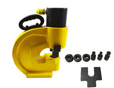 CH-70 Hydraulic Hole Punching Tool Puncher Iron Metal Copper Plate Tool