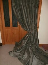 "HUGE Ex Hotel Curtains 100""Drop - 220""Wide. Blackout.Free P&P. 4 PAIRS Available"