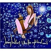 When The Night Time Comes, Jenny Lindfors, Very Good CD