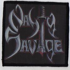 NASTY SAVAGE PATCH / SPEED-THRASH-BLACK-DEATH METAL