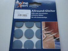 12 x Allround Glider 0 9/28 mmfrom PTFE, Parquet, glider, Furniture 552212