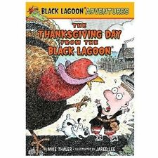 The Thanksgiving Day from the Black Lagoon (Black Lagoon Adventures)-ExLibrary