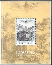 Lesotho 1991 Albrecht Durer/Art/Artists/Christmas/Nativity 1v m/s (n16751b)
