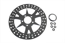 "11-1/2"" Front or Rear Brake Disc Shovelhead EVO TC-88 Chopper Spike Style"