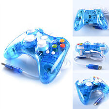 Afterglow LED Blue Wired Controller for Microsoft Xbox 360