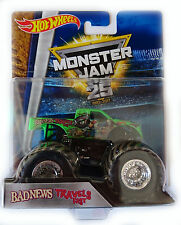 Hot Wheels - Monster Jam Badnews Travels Fast (DWM95) - Brand New