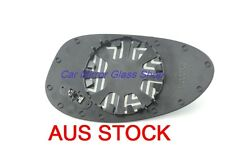 RIGHT DRIVER SIDE BMW 1 SERIES E87 2004 - 2009 MIRROR GLASS WITH HEATER