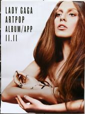 LADY GAGA ARTPOP APPLAUSE DOUBLE SIDED Poster Print 18x24 2013