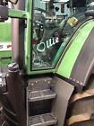 Tractor Name door stickers Fendt Claas Case New Holland Massey John Deere