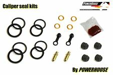 Yamaha Xvz 1300 Royal Star Venture 99-01 Freno Delantero Caliper Sello reparación Kit Set