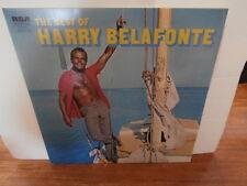 """harry belafonte""""the best of"""".double lp12""""fr.rca:fpl27100.de 1975."""