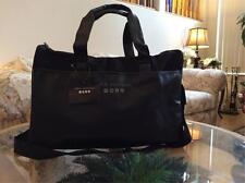 NWT John Varvatos Men Duffle Bag Weekender Gym Travel Overnight Handbag!