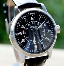 Hand Watch POLJOT AVIATOR Russian Military Mechanical