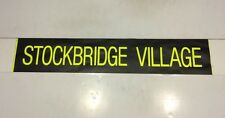 "Liverpool Bus Blind 1994 30"" - Stockbridge Village"