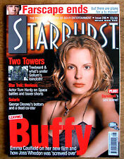STARBURST #296  Buffy, Farscape, Star Trek, Solaris, Lord Of The Rings