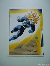 Autocollant Stickers Dragon Ball Z Part 6 N°137 / Panini 2008