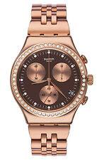 Swatch fantastico irony Chrono Precious Rose ycg414g