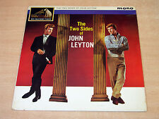EX-/EX- !! John Leyton/The Two Sides Of/1961 HMV Mono LP