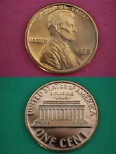 1975-S Proof Lincoln Memorial Cent Penny Cameo Flat Rate Shipping