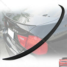 ++Painted 09 11 BMW E90 3-Series M3 Type Trunk Spoiler Rear Wing  475