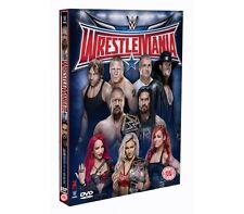 Official  WWE - Wrestlemania 32 (XXXII) 2016 Event DVD (3 Disc Set)