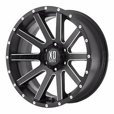 KMC XD SERIES 16 x 8 Heist Wheel Rim 6x114.3 Part # XD81868064910