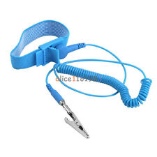 Brand Anti Static ESD Wrist Strap Discharge Band Grounding Prevent Static Shock