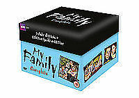 My Family Complete Collection Box Set DVD New Unsealed Minor Marks