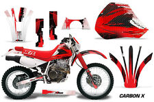 AMR Racing Honda XR 600R 600 R Graphic Kit Bike Decal MX Parts 1991-2000 CRBNX R