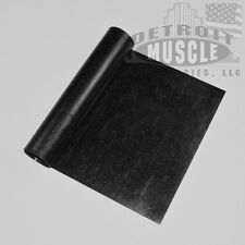 "DMT Automotive Masticated Rubber Splash Shield Material 3/32"" - 1/2 SQUARE YARD"