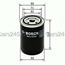 BOSCH Oil Filter Fits SCANIA P G R T - Series 4 3 Bus 1988- 1301696