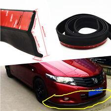 Universal Car Front Bumper Lip Splitter Spoiler Skirt Adhesive Protector Pad Kit