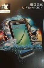 OEM Authentic Lifeproof Fre Case Samsung Galaxy S7 Black/Gray - Retail Packaging