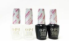 OPI Nail Polish Infinite Shine PROSTAY 2 Base + 2 Top Coat .5oz/15mL ~4CT~