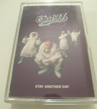 STAY ANOTHER DAY ....EAST 17 (CASSETTE SINGLE TAPE) USED VERY GOOD