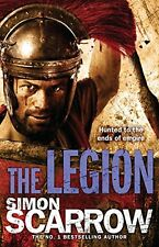 SIMON SCARROW __ THE  LEGION __ BRAND NEW __ FREEPOST UK