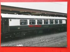 PHOTO  PULLMAN COACH - CAR NO 348