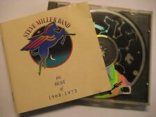 "STEVE MILLER BAND ""THE BEST OF 1968 - 1973"" - CD"