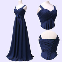 maternity plus size long prom dress Red Bridesmaid long evening party ball gown