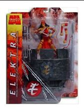 "MARVEL SELECT Legends ELEKTRA 6"" figure set NICE! Daredevil, Netflix"