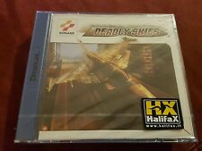 deadly skies dreamcast neuf  version  all / fr  / it .