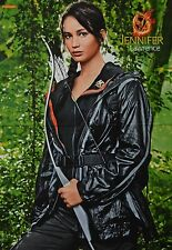 JENNIFER LAWRENCE - A3 Poster (ca. 42 x 28 cm) - The Hunger Games Clippings NEU
