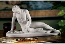 Dying Gaul by Epigonus Sculpture Statue ancient Greek Museum Reproduction