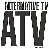 Alternative Tv-Black & White Live  CD NEW
