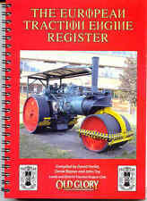 The European Traction Engine Register by D.A. Rayner