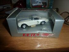 RETRO VITESSE Chevrolet Corvette 24 h du Mans 1960 (1/43