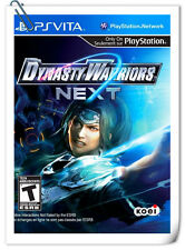 PSV DYNASTY WARRIORS NEXT Sony PlayStation VITA Koei Tecmo Action Games